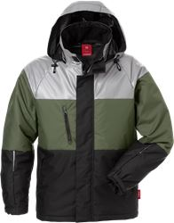 Reflective winter jacket 4917 RLX Kansas Medium