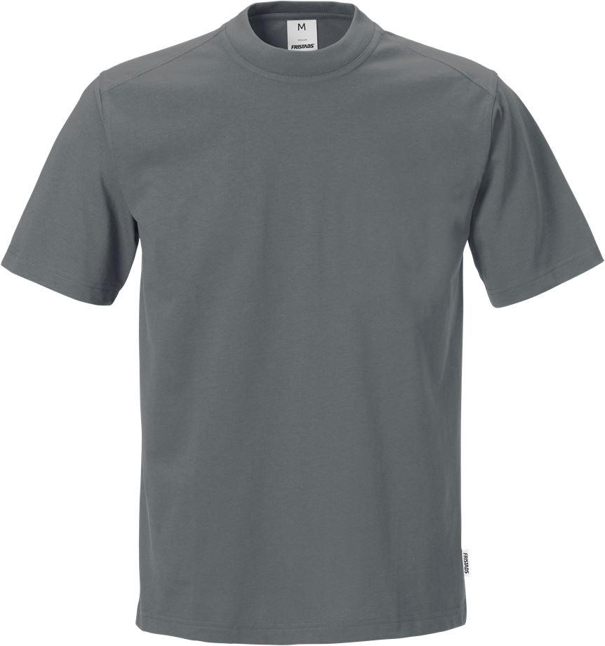 Fristads Men's Heavy T-shirt 7603 TM, Mörkgrå