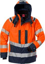Hi Vis shell jacket class 3, Stromsafe Kansas Medium