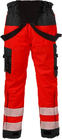 High vis Airtech® shell trousers class 2 2515 GTT 15 Fristads  Large