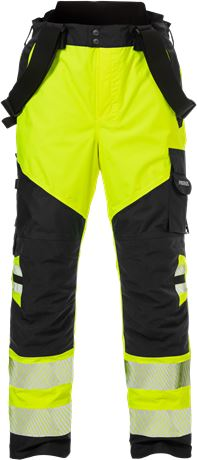 High vis Airtech® shell trousers class 2 2515 GTT 10 Fristads  Large