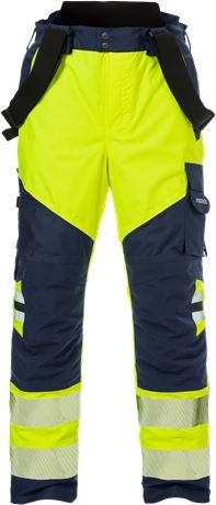 High vis Airtech® shell trousers class 2 2515 GTT 5 Fristads  Large