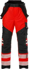 High vis Airtech® shell trousers class 2 2515 GTT 9 Fristads Small