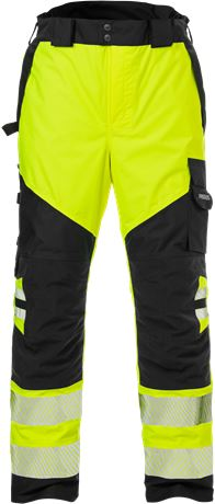 High vis Airtech® shell trousers class 2 2515 GTT 11 Fristads  Large