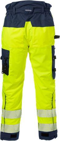 High vis Airtech® shell trousers class 2 2515 GTT 12 Fristads  Large