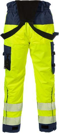 High vis Airtech® shell trousers class 2 2515 GTT 11 Fristads  Large