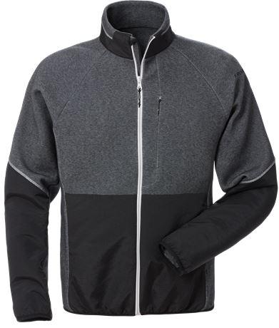 Sweat jacket woman 7512 DF 1 Fristads  Large