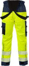 High vis Airtech® shell trousers class 2 2515 GTT 11 Fristads Small