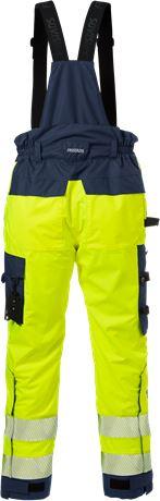 High vis Airtech® shell trousers class 2 2515 GTT 10 Fristads  Large