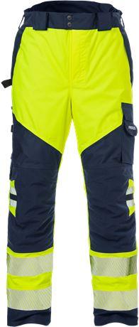High vis Airtech® shell trousers class 2 2515 GTT 6 Fristads  Large
