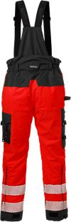 High vis Airtech® shell trousers class 2 2515 GTT 14 Fristads Small