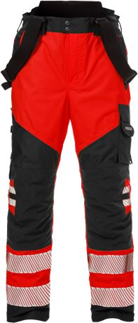High vis Airtech® shell trousers class 2 2515 GTT 9 Fristads  Large