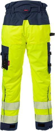 Hi Vis shell trousers class 2, Stormsafe 6 Kansas  Large