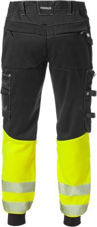 High vis craftsman jogger trousers class 1 2519 SSL 2 Fristads  Large