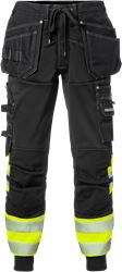 High vis joggingwerkbroek klasse 1 2519 SSL Fristads Medium