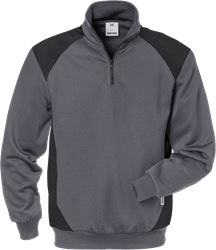 Half zip sweatshirt 7048 SHV Fristads Medium