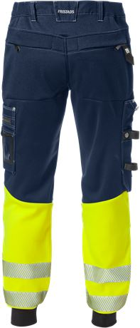 High vis jogger trousers class 1 2518 SSL 2 Fristads  Large