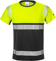High Vis T-Shirt, Kl. 1 7518 THV Fristads Medium