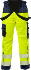 Hi Vis shell trousers class 2, Stormsafe 5 Kansas Small