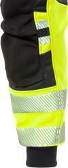 High vis craftsman jogger trousers class 1 2519 SSL 6 Fristads Small