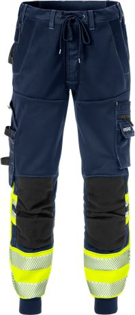 High vis jogger trousers class 1 2518 SSL 1 Fristads  Large