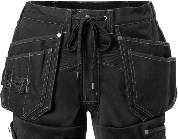 High vis craftsman jogger trousers class 1 2519 SSL 3 Fristads  Large