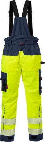 Hi Vis shell trousers class 2, Stormsafe 4 Kansas  Large