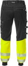 High vis craftsman jogger trousers class 1 2519 SSL 2 Fristads Small
