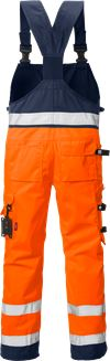 High Vis Handwerkerlatzhose Kl. 2 1014 PLU 2 Kansas Small
