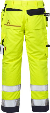 Flamestat high vis craftsman trousers cl 2 2075 ATHS 2 Kansas  Large
