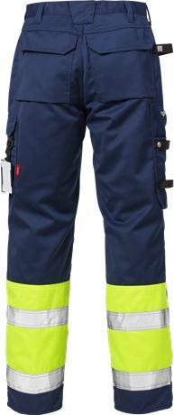 High vis trousers cl 1 2032 PLU 2 Kansas  Large