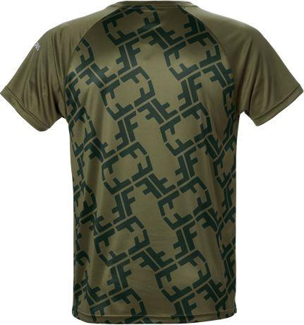 Friwear T-shirt 7456 LKN 2 Fristads  Large