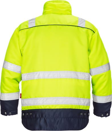 High vis winter jacket cl 3 444 PP 2 Kansas  Large