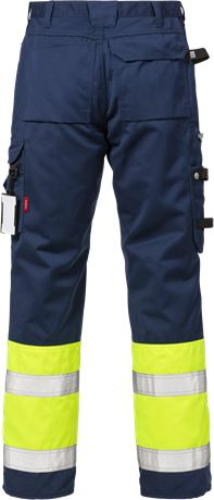 High Vis Handwerkerhose Kl. 1 2029 PLU 2 Kansas  Large