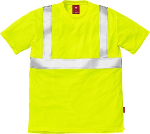 Hi Vis T-shirt kl.2 7411 1 Kansas  Large