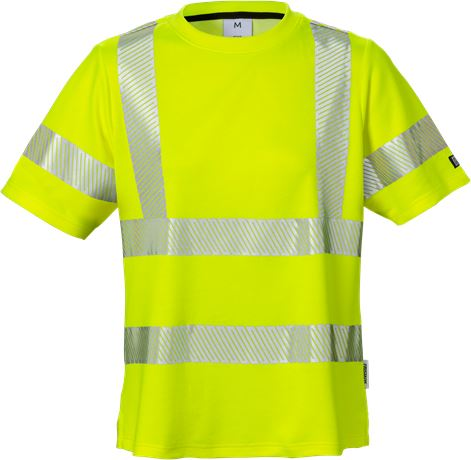 High vis t-shirt woman class 2 7458 THV 1 Fristads  Large