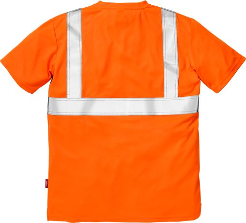 Hi Vis T-shirt kl.2 7411 2 Kansas  Large