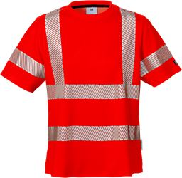 High Vis Damen-T-Shirt, Kl. 2 7458 THV Fristads Medium