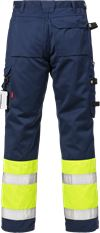 High Vis Handwerkerhose Kl. 1 2029 PLU 2 Kansas Small