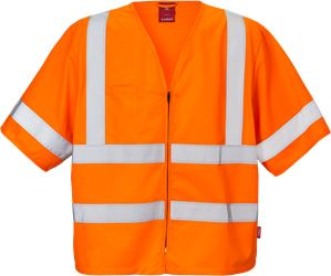 High vis waistcoat cl 3 500 NV Kansas Medium