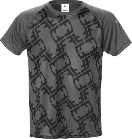 Friwear funktions T-shirt 7456 LKN 1 Fristads  Large