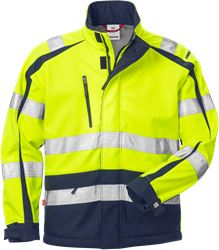 High vis WINDSTOPPER® jack klasse 3 744 GWG Fristads Medium