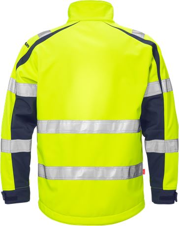 High vis WINDSTOPPER® jacket cl 3 744 GWG 3 Fristads  Large