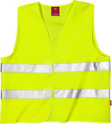 High vis waistcoat cl 2 501 H Kansas Medium