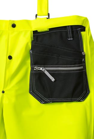 High vis rain trousers class 2 2625 RS 6 Fristads  Large