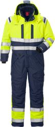 High vis Airtech® winter coverall cl 3 8015 GTT Kansas Medium