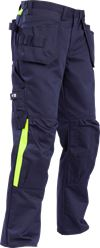 Flame craftsman trousers 2030 FLAM 2 Fristads Small