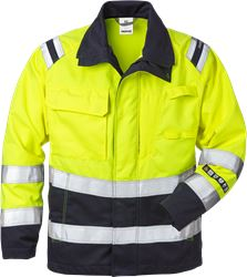 Flamestat High Vis Jacke Kl. 3 4175 ATHS Fristads Medium