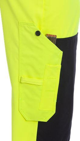 Flamestat high vis craftsman trousers class 2 2075 ATHS 4 Fristads  Large