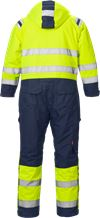 High vis Airtech® winter coverall cl 3 8015 GTT 2 Kansas Small